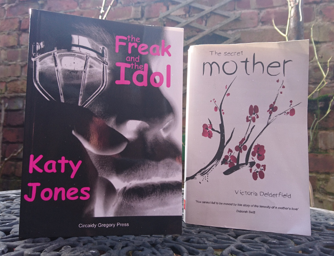 'The Freak and the Idol' by Katy Jones and 'The Secret Mother' by Victoria Delderfield